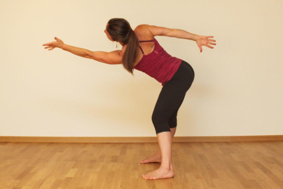 Das Fascial Fitness Training von Esther Maag weckt Freude an der Bewegung und hält fit.